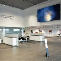 Peter Vardy - Porsche Showroom